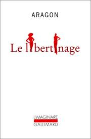 Cover of: Le libertinage