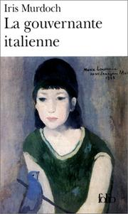 Cover of: La Gouvernante italienne