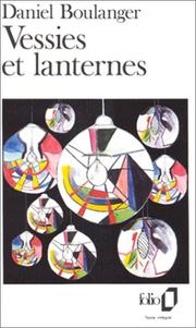 Cover of: Vessies et lanternes