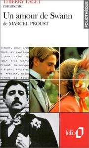 Cover of: Un Amour De Swann :PROUST