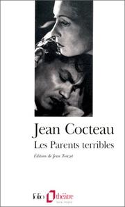 Cover of: Les parents terribles