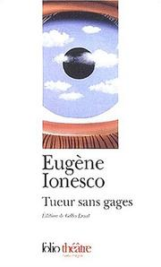 Cover of: Tueur sans gages