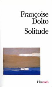 Cover of: Solitude