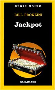 "Cover of: Jackpot: a ""nameless detective"" mystery"
