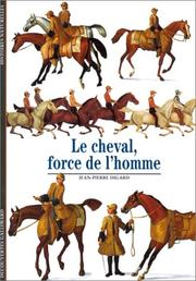 Cover of: Le Cheval