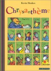 Cover of: Chrysanthème
