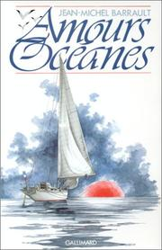 Cover of: Amours océanes
