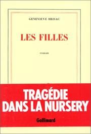 Cover of: Les filles