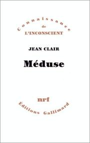 Cover of: Méduse