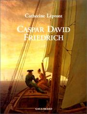 Cover of: Caspar David Friedrich