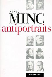 Cover of: Antiportraits