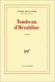 Cover of: Tombeau d'Héraldine