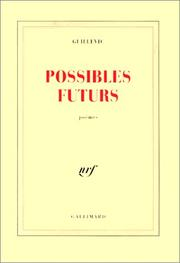 Cover of: Possibles futurs