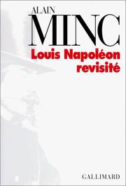 Cover of: Louis Napoléon revisité