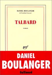 Cover of: Talbard