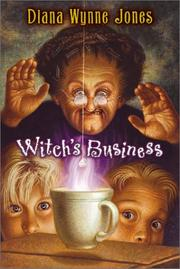 Cover of: Witch's business
