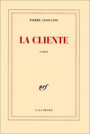 Cover of: La cliente