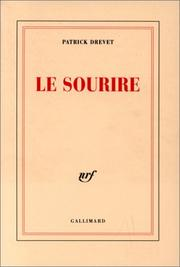 Cover of: Le sourire