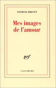 Cover of: Mes images de l'amour