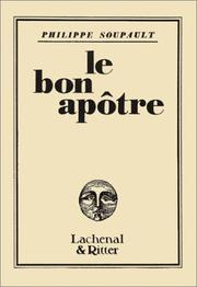 Cover of: Le bon apôtre