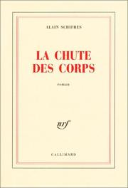 Cover of: La chute des corps