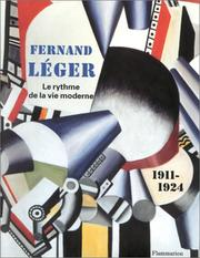 Cover of: Fernand Léger