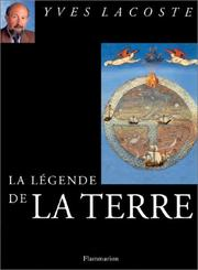 Cover of: La légende de la terre
