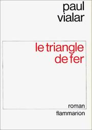 Cover of: Le triangle de fer