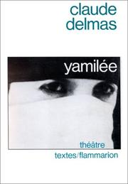 Cover of: Yamilée