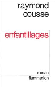 Cover of: Enfantillages