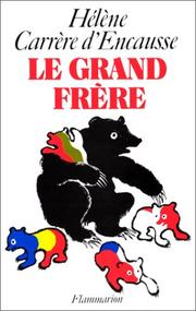 Cover of: Le grand frère