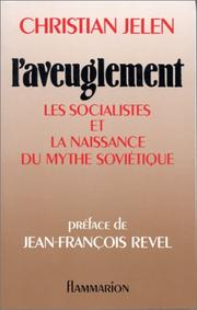 Cover of: L' aveuglement