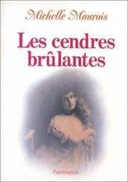 Cover of: Les cendres brûlantes
