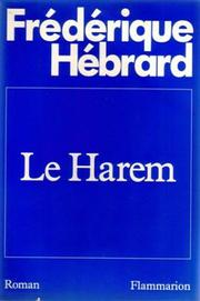 Cover of: Le harem
