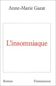 Cover of: L' insomniaque