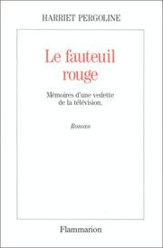 Cover of: Le fauteuil rouge