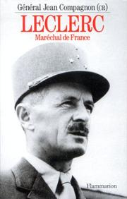 Cover of: Leclerc