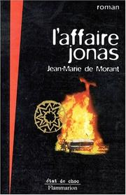 Cover of: L' affaire Jonas