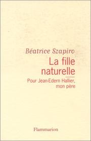 Cover of: La fille naturelle