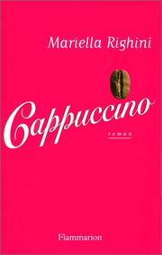 Cover of: Cappuccino