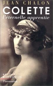 Cover of: Colette