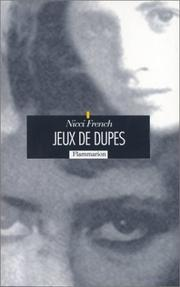 Cover of: Jeu de dupes