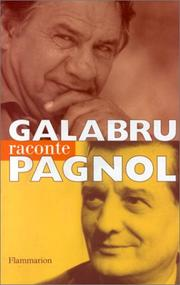 Cover of: Galabru raconte Pagnol