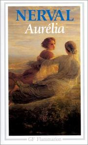 Cover of: Aurelia (GF)