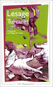 Cover of: Turcaret