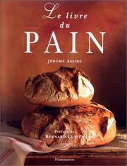 Cover of: Le livre du pain