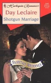 Cover of: Shotgun Marriage