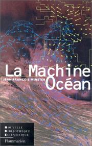 Cover of: La machine-océan