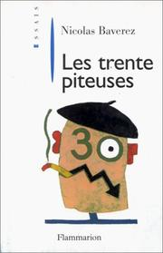 Cover of: Les trente piteuses