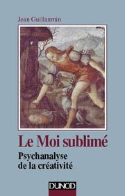Cover of: Le moi sublimé